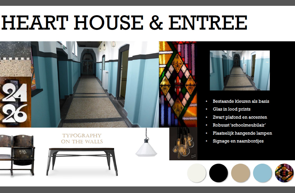 Presentatie Heart House
